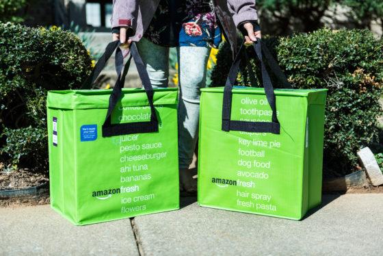 Amazon breidt Fresh-dienst uit in Duitsland