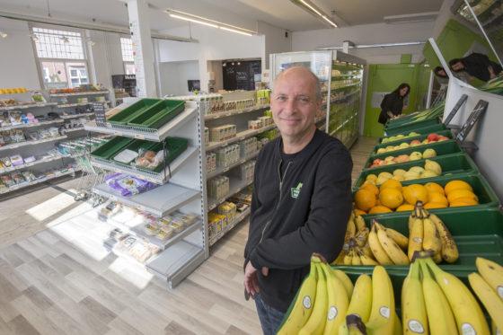 Vegansuper Groningen failliet