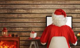 Winterweer stuwt online kerstomzet