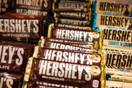 Hershey koopt voor 1,6 miljard Amplify Snacks
