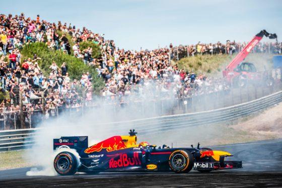 Max Verstappen weer op Jumbo Racedagen