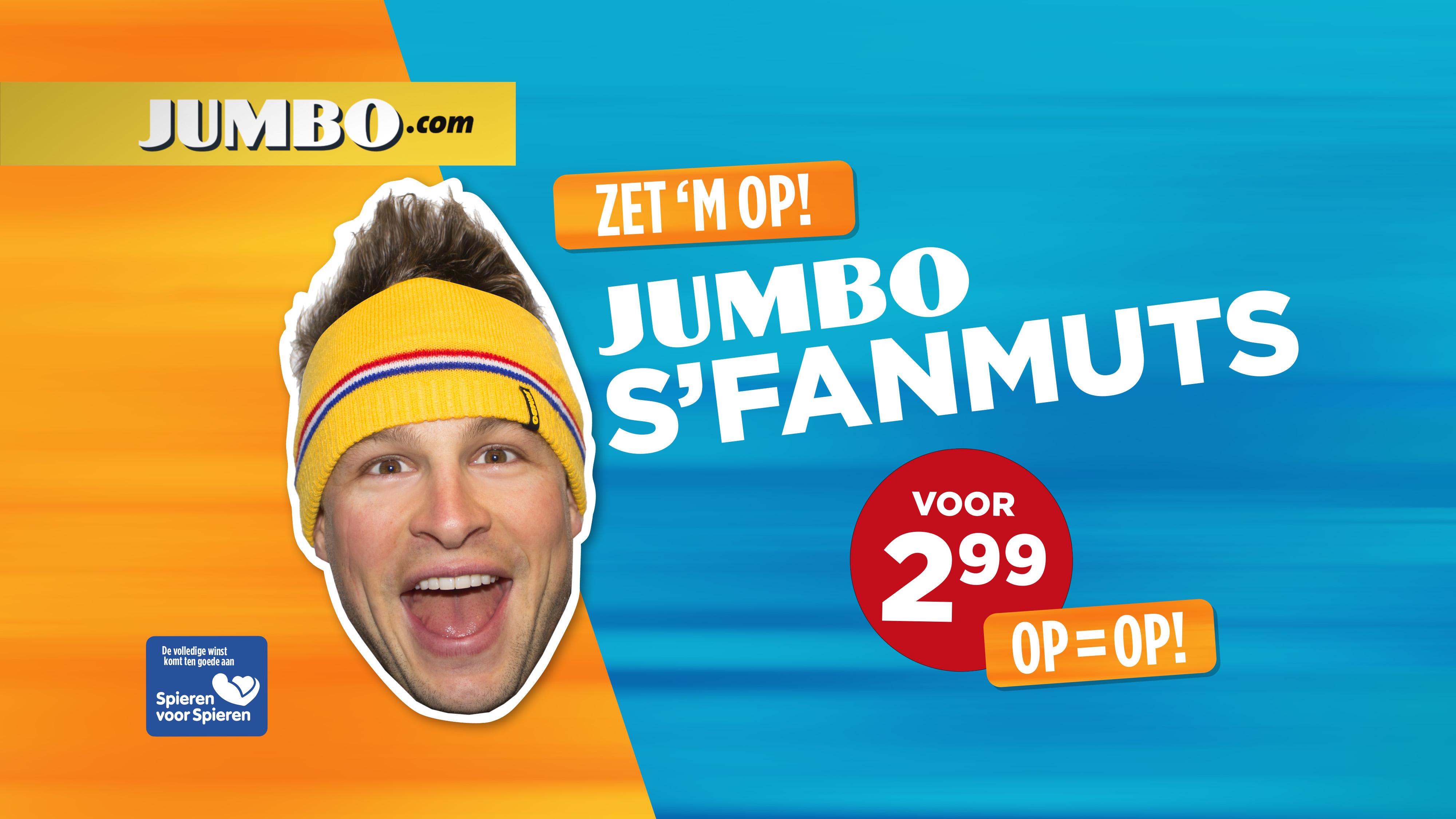 Jumbo Olympische Spelen