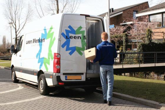 Bpost neemt Leen Menken over