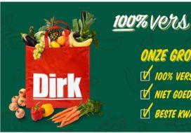 Dirk start met versgarantie voor agf