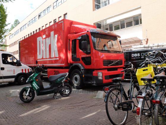 ABN Amro: 'Logistiek bundelen in binnenstad'