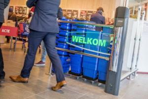 Jan Linders krijgt supermarkt boven rivieren