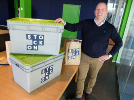 Stockon PostNL's online dienst uitgelegd