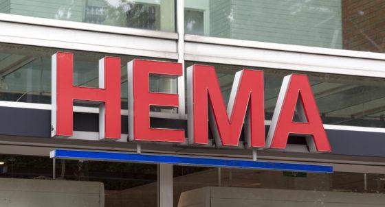Hema haalt 80 procent winst in Nederland