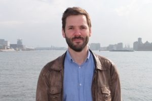 Marketing director Tijmen Doesborgh van Red Bull Nederland.