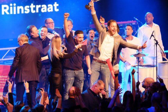 Voor Deen Rijnstraat in Amsterdam was er een extra prijs.