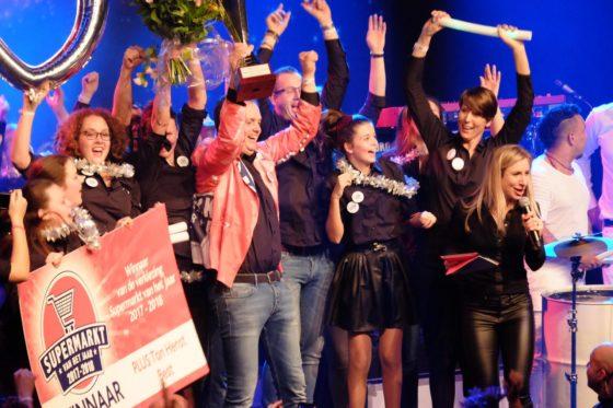 Supermarkt van het Jaar-winnaar Plus Ton Henst uit Best.