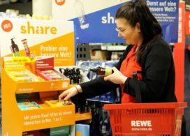 Rewe lanceert sociaal merk 'Share'