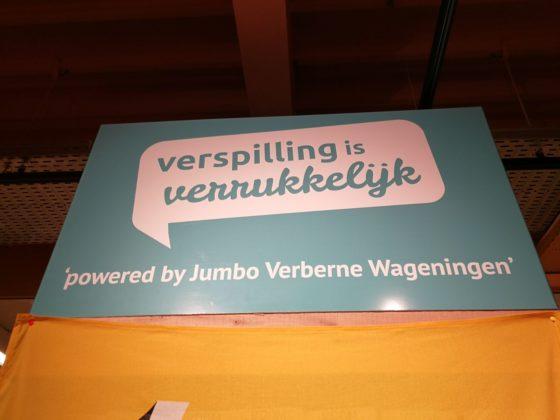 Ondernemer Verberne werkt voor zijn nieuwe schap samen met Wageningen University en het platform Verspilling is Verrukkelijk waarin partijen samenwerken die proberen de voedselverspilling te verminderen.