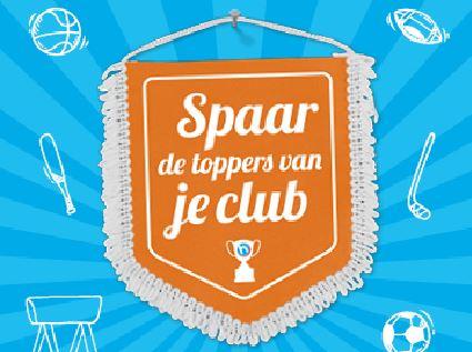 Hoogvliet: Grootste lokale sportplaatjesactie