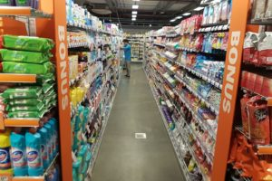 AH 'koelkastwinkel': de eerste foto's