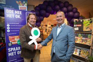 Deen Rijnstraat eerste super met OK app