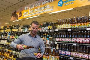 De eigen biertjes van Jeffrey en Jan Pollemans