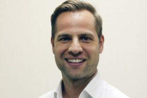 Erik van Houten marketingdirecteur Nespresso