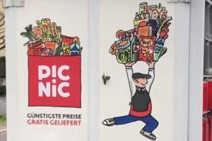 Picnic in race voor Duits-Nederlandse prijs