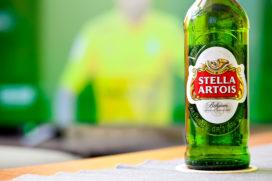 Stella Artois haalt flesjes terug bij Jumbo