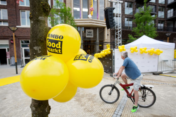 Foto's en video: Jumbo Foodmarkt Leidsche Rijn