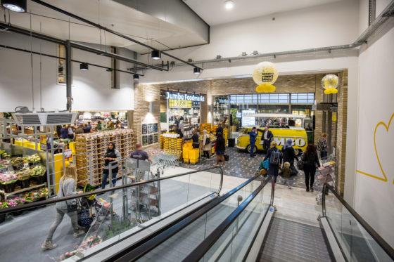 Nieuwe Jumbo Foodmarket in Utrecht Leidsche Rijn