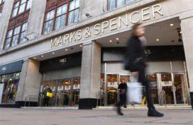 Forse winstdaling voor Marks & Spencer