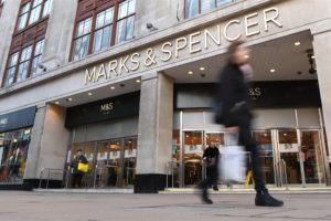 Omzetdaling voor Marks & Spencer