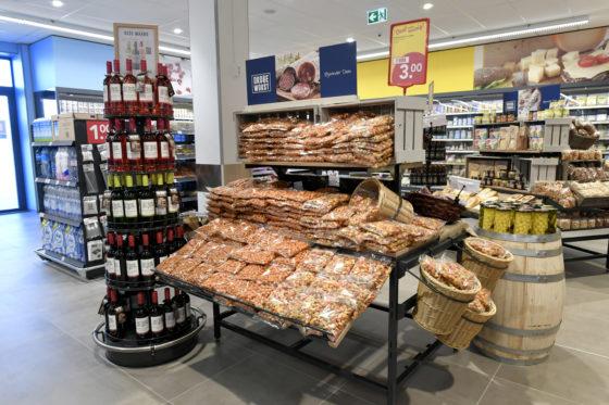 Opdrachtnummer 4557Foto's t.b.v. Distrifood Deen supermarkt
