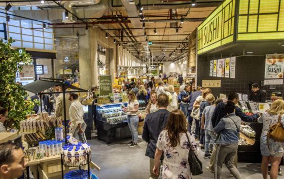 Jumbo Foodmarkt Leidsche Rijn: de eerste foto's