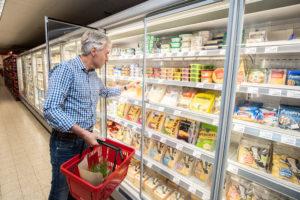 Spar verwarmt kantine met restwarmte koeling