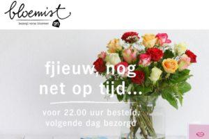 Albert Heijn bezorgt verse bloemen