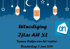 Online ophef over iftar in AH-winkels