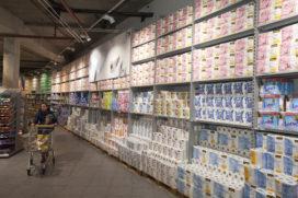 Jumbo Euroborg wordt Foodmarkt