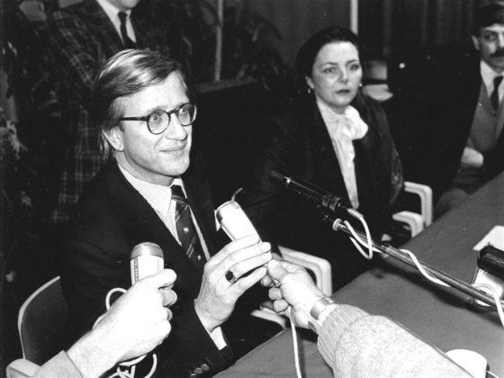 Eric Albada Jelgersma (79) overleden