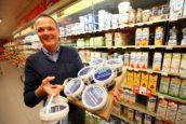 Plus Leende: 500 kilo Griekse yoghurt per week
