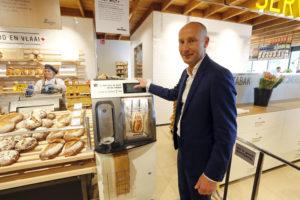 Jumbo Heerschap test nieuwe bakkerij