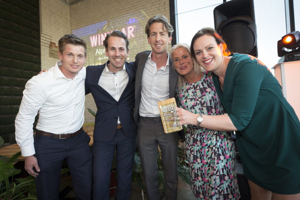 Winnaar categorie Zuivel/zuiveldranken: Alpro Go On