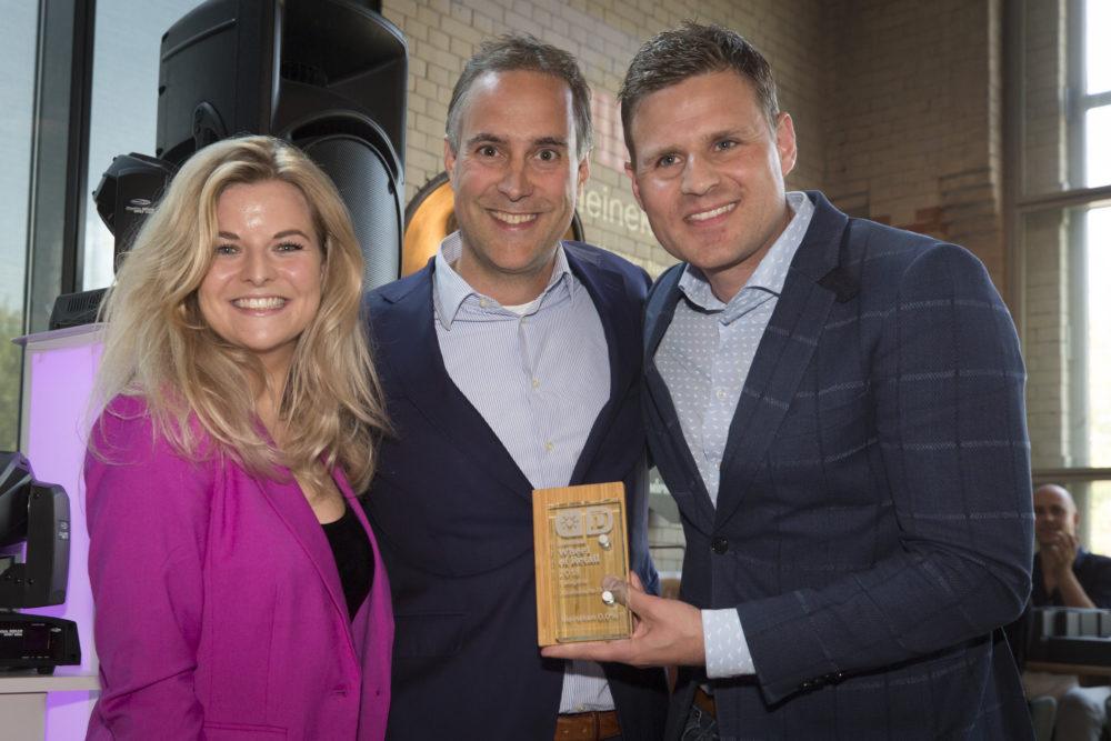Winnaar categorie Bier: Heineken 0.0