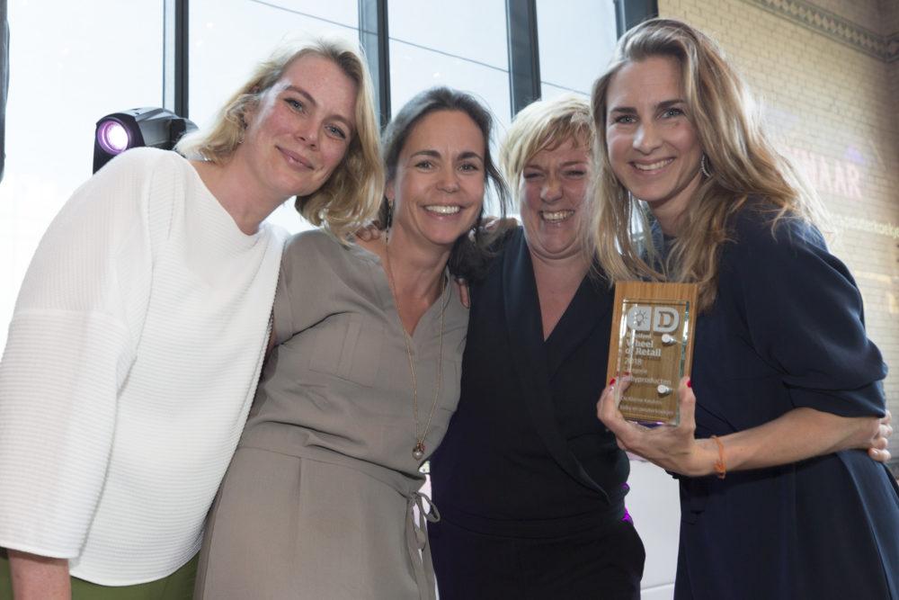 Winnaar categorie Babyproducten: De Kleine Keuken