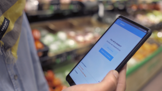 'Privacy in supermarkt-apps schiet tekort'