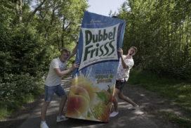 DubbelFrisss gaat los deze zomer op YouTube en Instagram