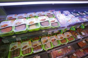 Supers zetten meer om in vleesvervangers