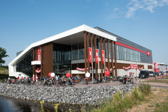 Dekamarkt opent zesde World of Food