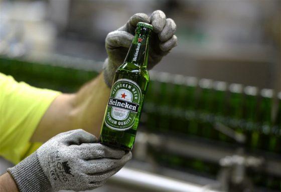 Verkopen Heineken in Europa trekken aan