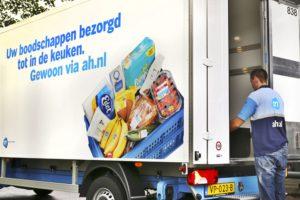 Gegevens 10.000 Albert Heijn-klanten gelekt