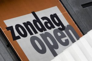 Verplichte koopzondag Groningen gaat van tafel
