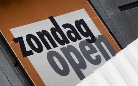 Jongere shopt liever op zondag dan online