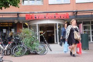 Dirk opent nieuwe winkel in Amsterdam