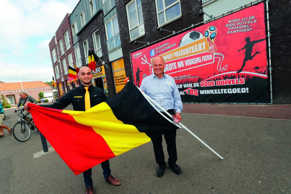 Zes vragen over Jumbo's plan voor België